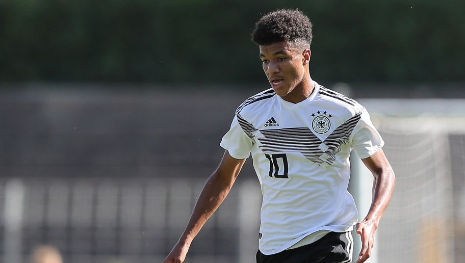 Germany U17 v Netherlands U17 - Four Nations Tournament
