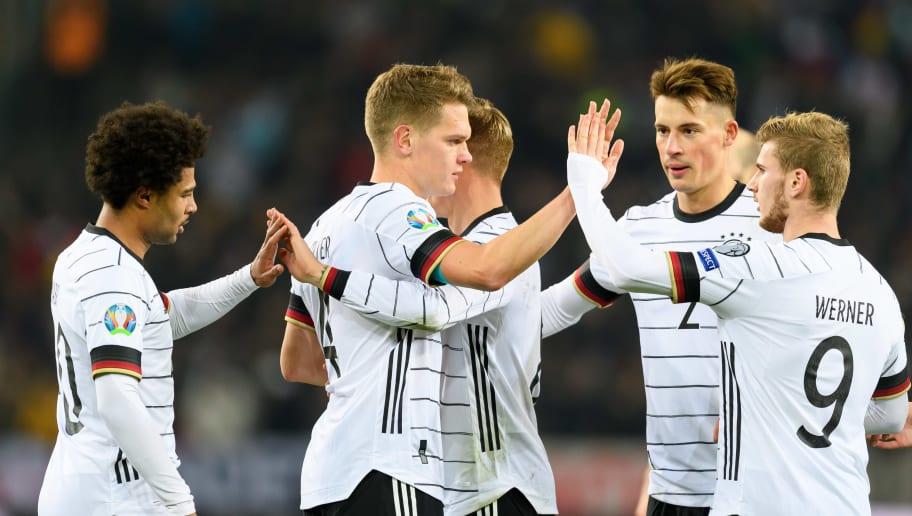 Die DFB-Auswahl ist in der Länderspielpause dreimal gefordert