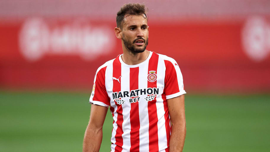 Leeds Consider Offer for Girona Forward Cristhian Stuani