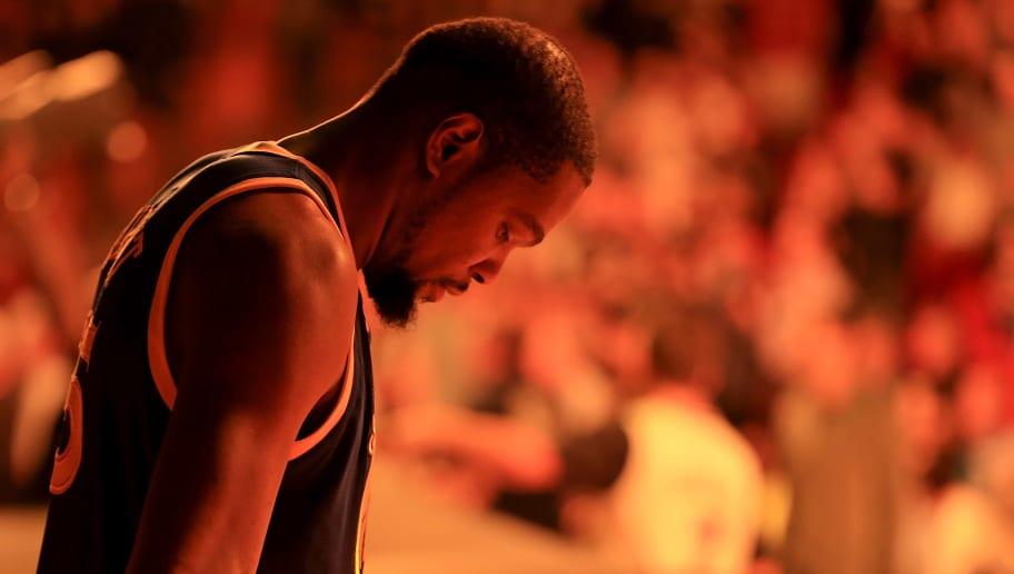 Golden State Warriors v Miami Heat - Kevin Durant