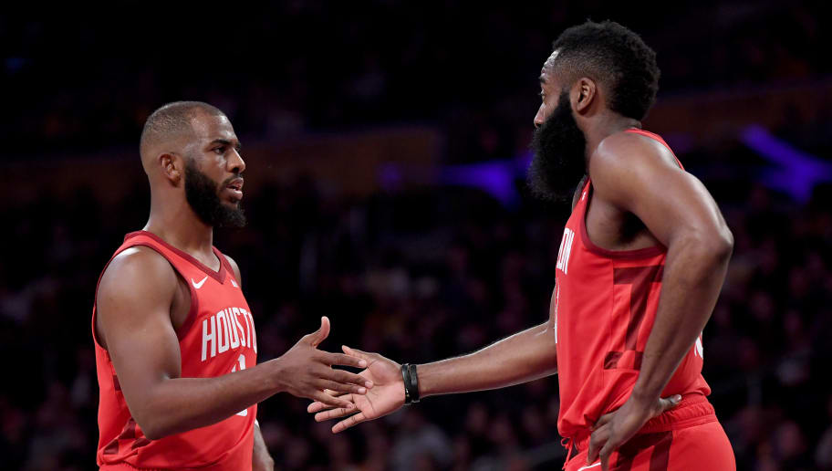 Projecting the Houston Rockets' Starting Lineup for 2019 ...