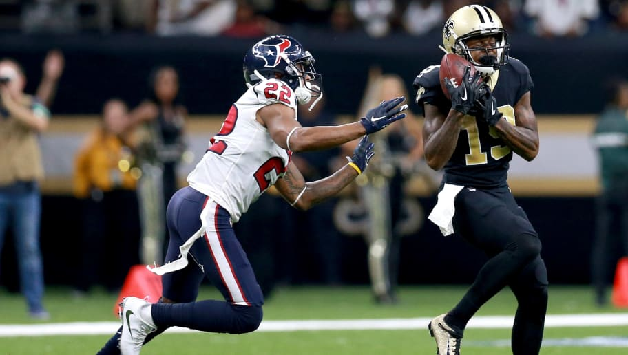 Texans Cut CB Aaron Colvin 1 Day After He Got Torched by Drew Brees and Saints