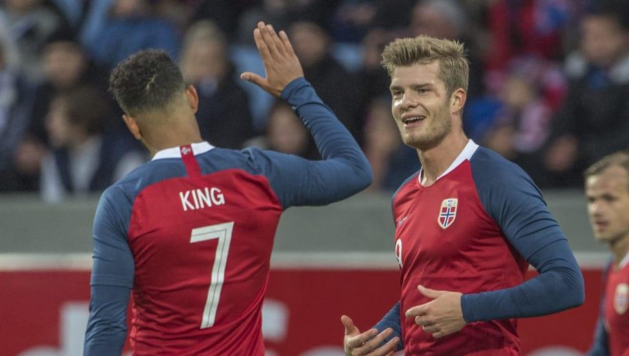 Iceland v Norway- International Friendly