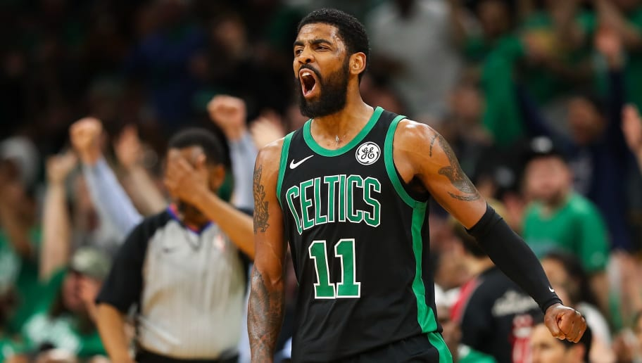 dd125b81aa7 Kyrie Irving to Reportedly Meet With Nets Sunday With Motivation to ...