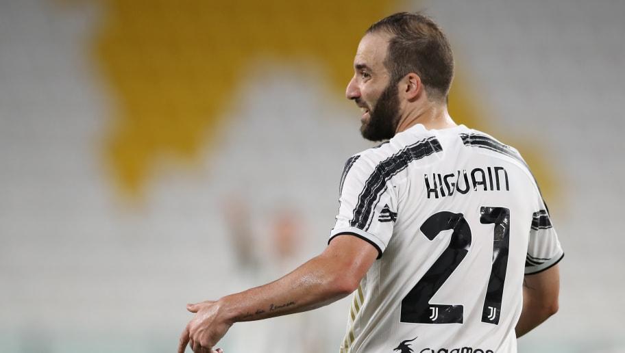 Gonzalo Higuain spielt künftig in den USA