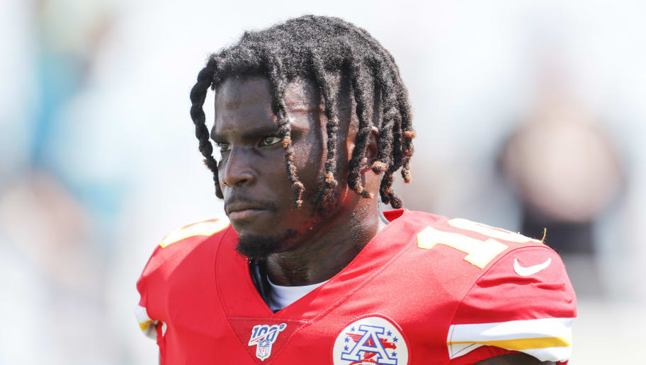 Chiefs Salary Cap Will Be Significantly Affected by Tyreek Hill Starting Next Year