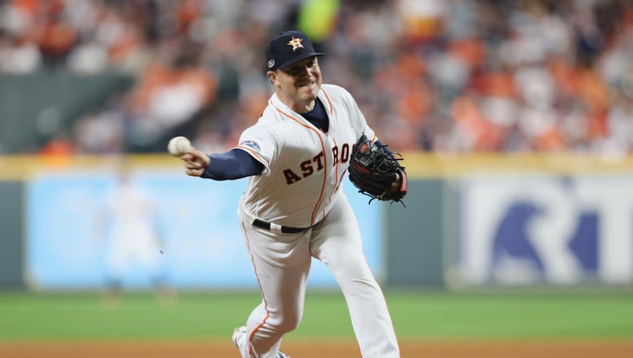 Astros Activate Reliever Joe Smith for First Time Since 2018