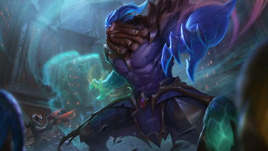 Dragon Oracle Udyr: New Skin Hits League of Legends PBE | dbltap