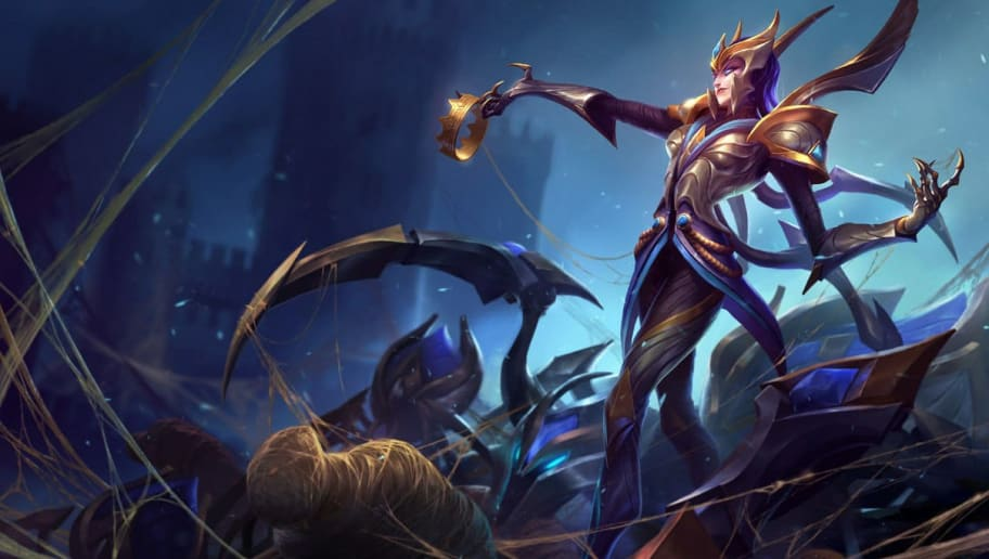 Madison : Kindred lol tier