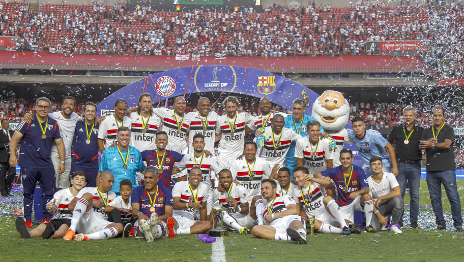 Legends Cup Brazil 2019