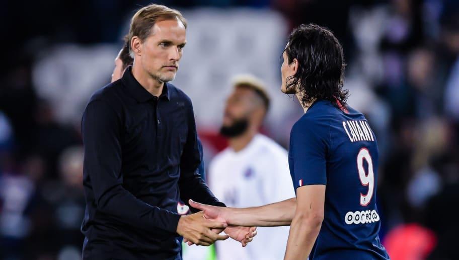"Ligue 1""Paris Saint-Germain v Nimes Olympique"""