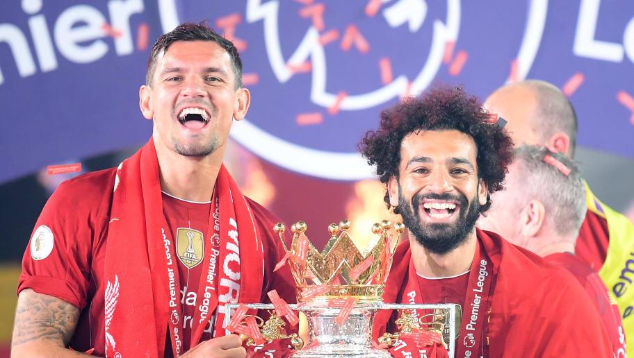 Dejan Lovren, Mohamed Salah