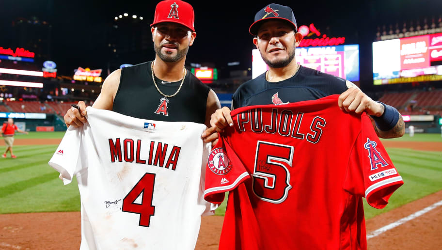 c9fb6bb7 Cardinals Activate Yadier Molina From IL as Jose Martinez Hits Shelf ...