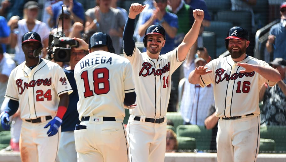 Braves Prove They're True Contenders in Series Win Over Dodgers