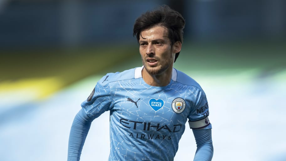 David Silva - Spanish Soccer Midfielder - Born 1986