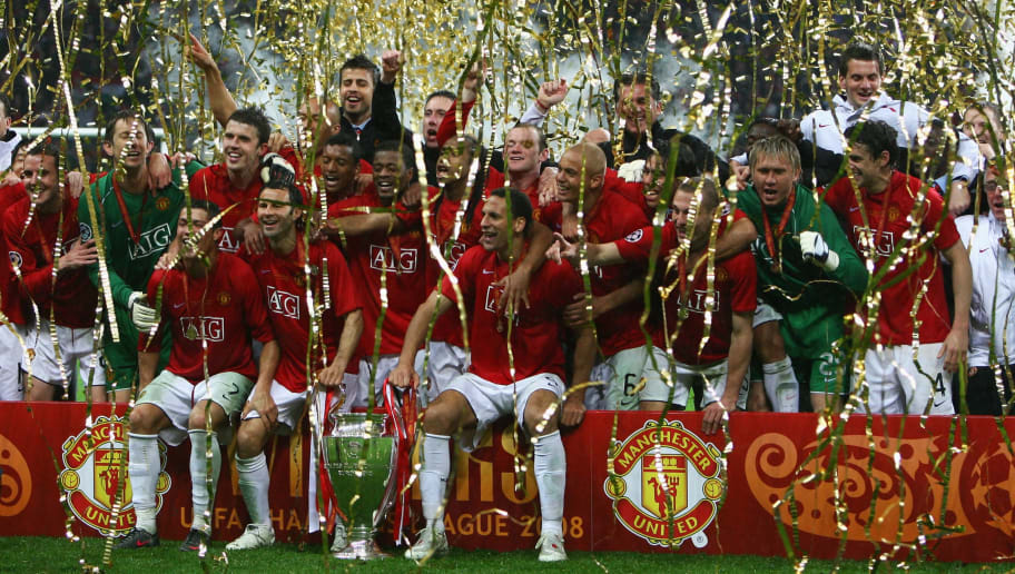 manchester uniteds 2007 08 champions league winners where are they now champions league winners