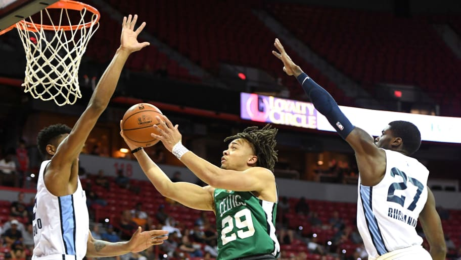 Carsen Edwards Signs 4 Year Deal With Celtics After Strong Showing