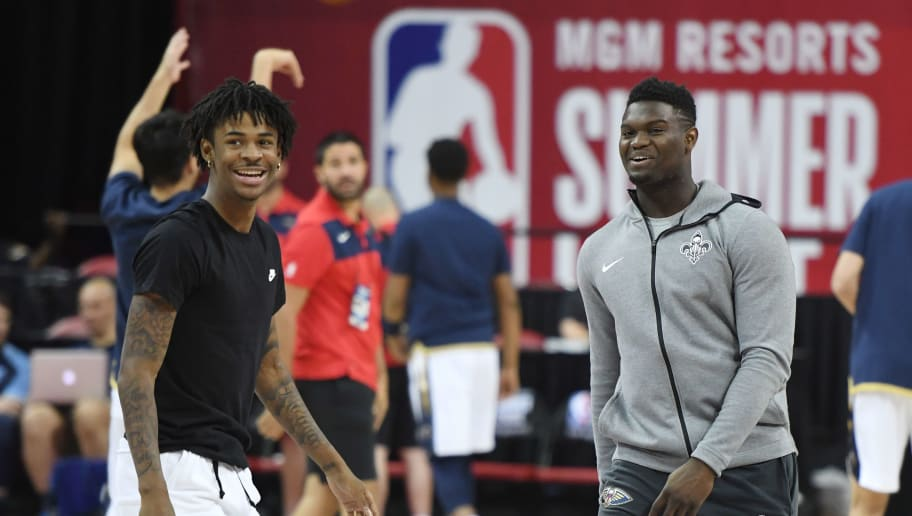 Zion Williamson Leads the Pack as NBA 2K20 Ratings Revealed