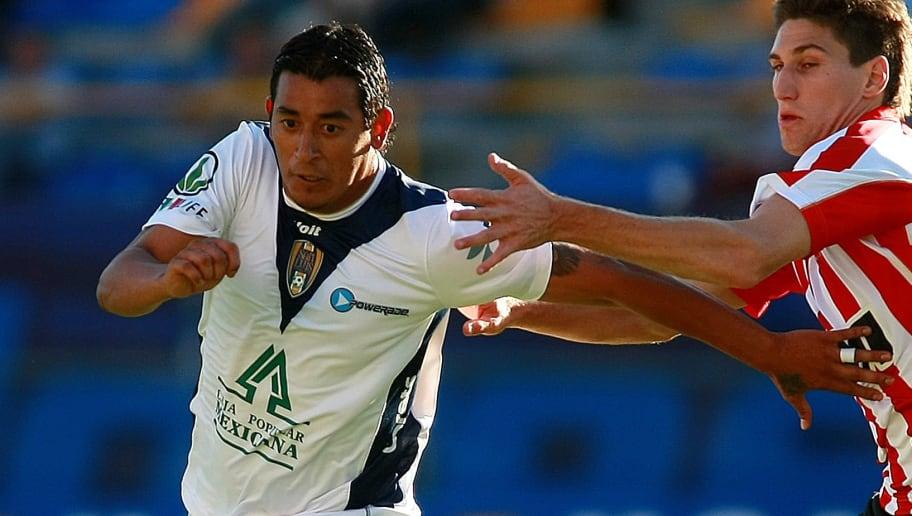 Mexico's San Luis v Argentina's Estudiantes de la Plata