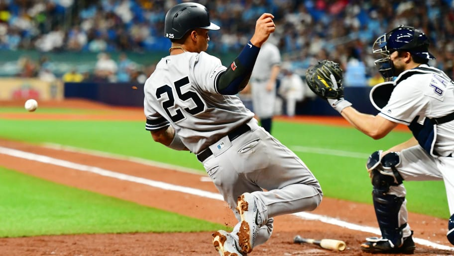 Image result for yankees vs rays