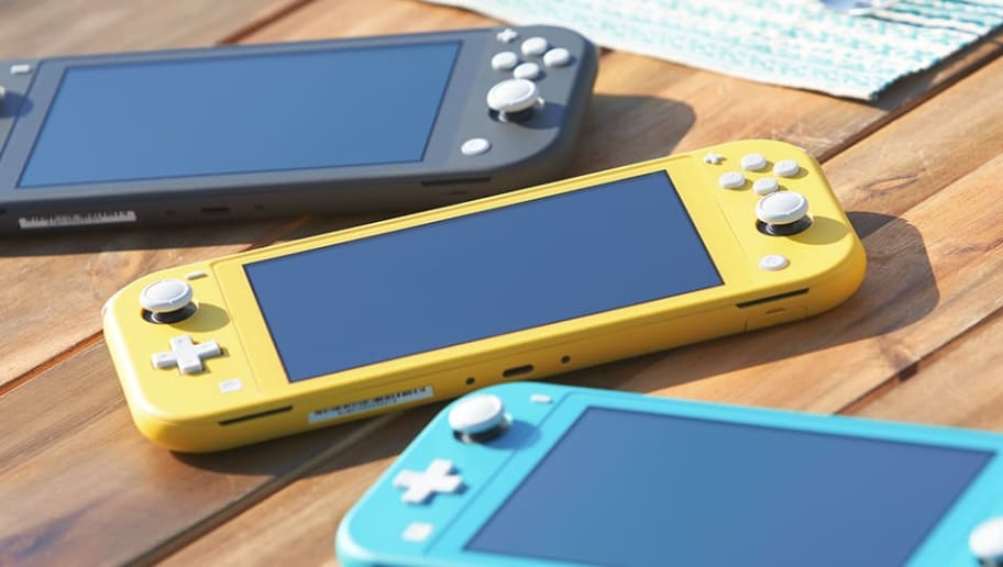 The Nintendo Switch Lite was revealed Wednesday as a handheld version of Nintendo's console.
