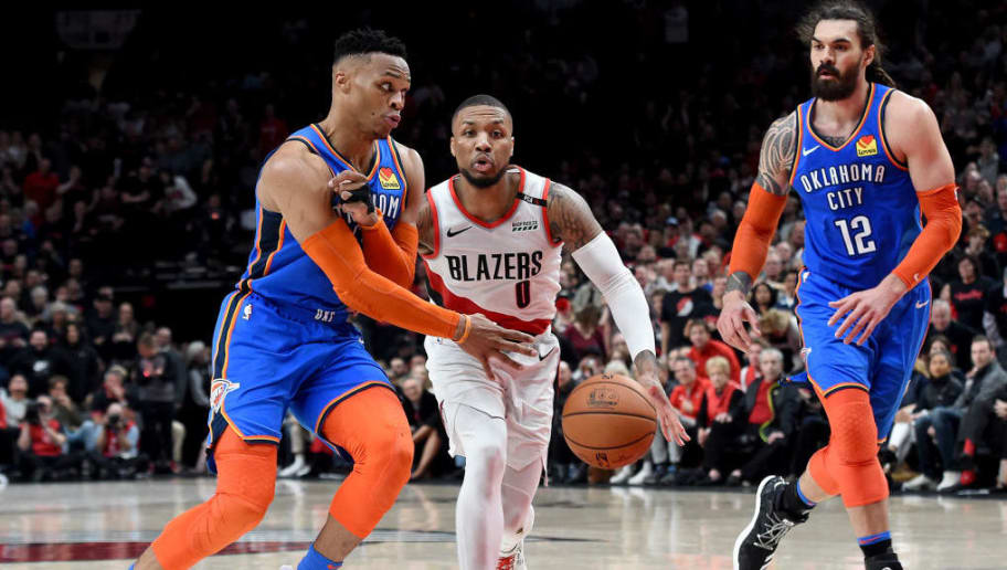Trail Blazers Vs Thunder Game 4 Betting Lines  Spread  Odds And Prop Bets For 2019 Nba Playoffs