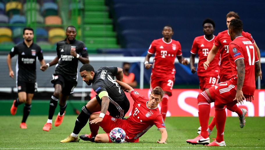 Diario Les Lions Olympique-Lyonnais-v-Bayern-Munich---UEFA-Champion-d551fbbb0cfbee9b3a09b1f718e23222