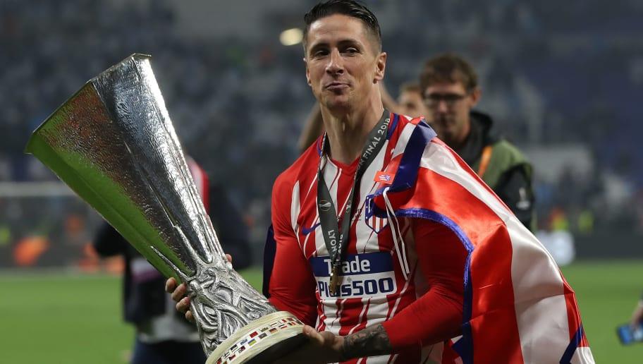 Fernando Torres consiguió su segunda Europa League con el Atlético de Madrid al vencer al Marsella