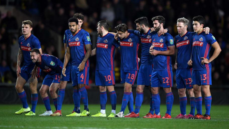 Oxford United v Sunderland AFC - Carabao Cup Round of 16
