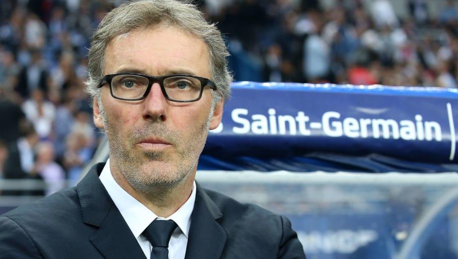 Übernimmt er als Übergangslösung das Cheftrainer-Amt beim FC Barcelona? Laurent Blanc