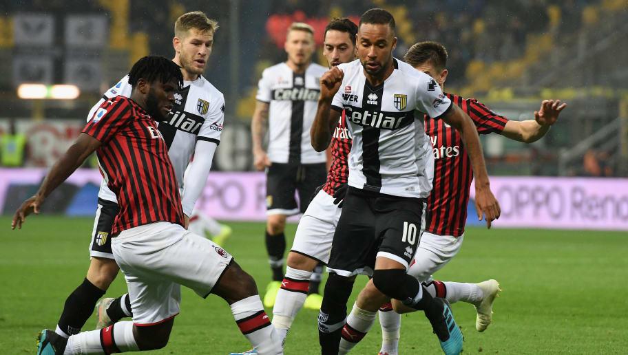 Ac Milan Vs Parma Serie A 2019 20 Live Streaming Jadwal Laga Dan Info Skuat 90min