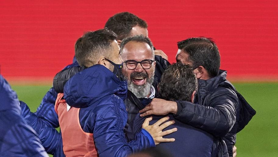 Alvaro Cervera head coach