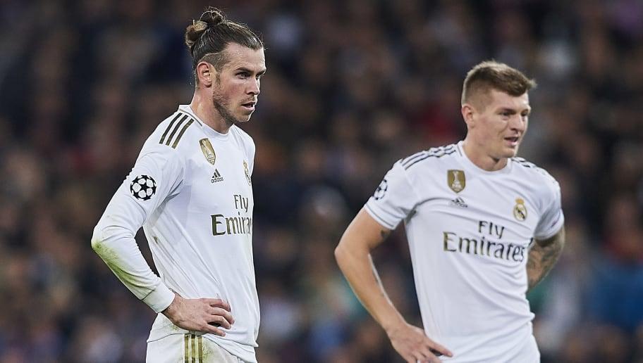 Gareth Bale, Toni Kroos