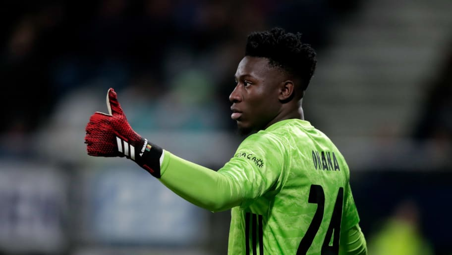 André Onana Admits 'the Time Has Come' to Leave Ajax Amid ...