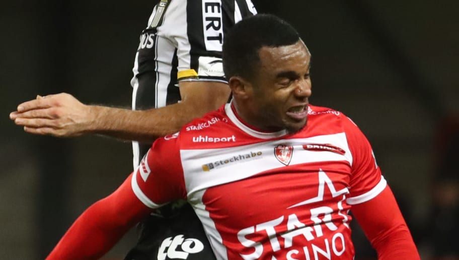 SOCCER JPL D20 RE MOUSCRON VS SPORTING CHARLEROI