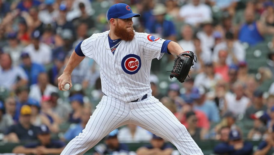 Craig Kimbrel is Already Giving up a Ton of Home Runs and it's Really Bad