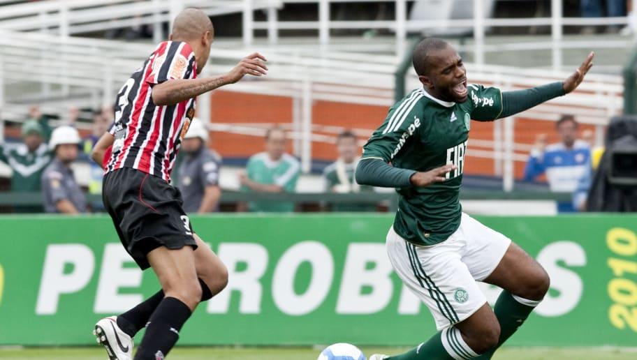 Sao Paulo v Palmeiras - Serie A