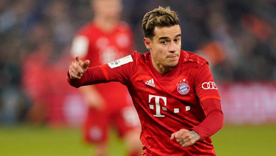 Arsenal Lead Tottenham in Race to Sign Philippe Coutinho on Loan