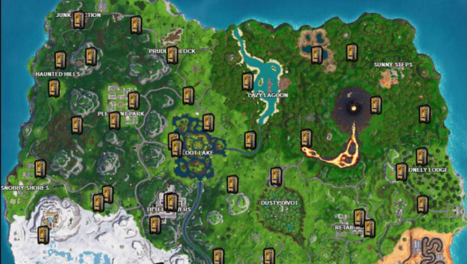 Fortnite Servers Location Map | Fortnite Generator V Bucks Pro