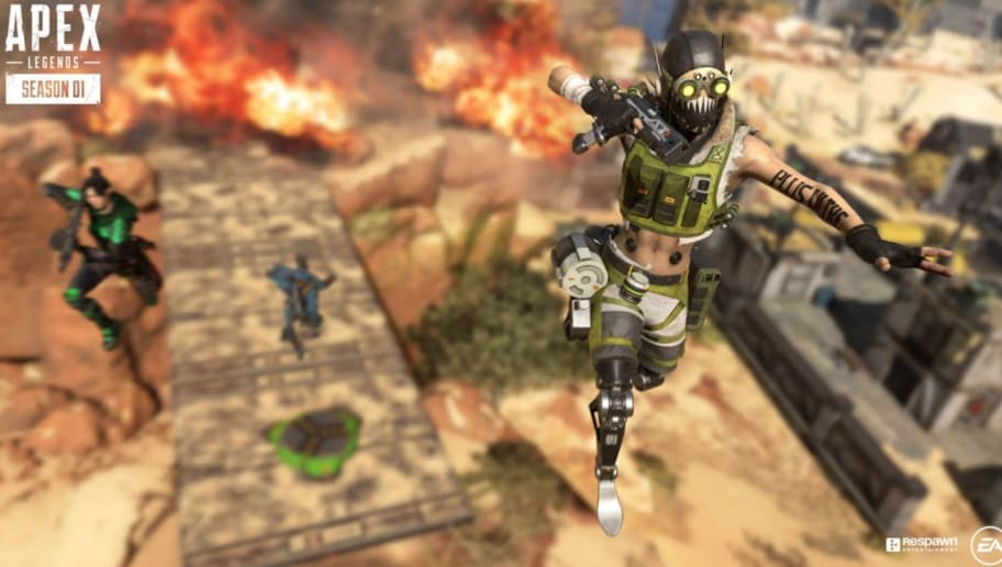 Apex Legends could be coming to mobile and china according to a quarterly report by EA.