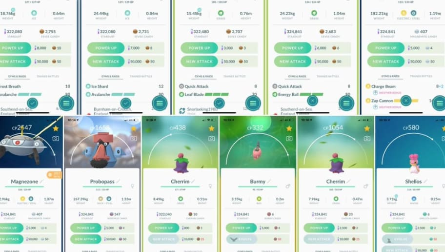 Cherrim Forms Pokemon GO: Everything You Need to Know | dbltap