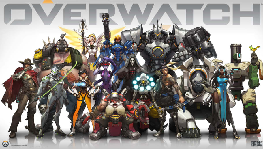 Original Overwatch characters tally 21 in total