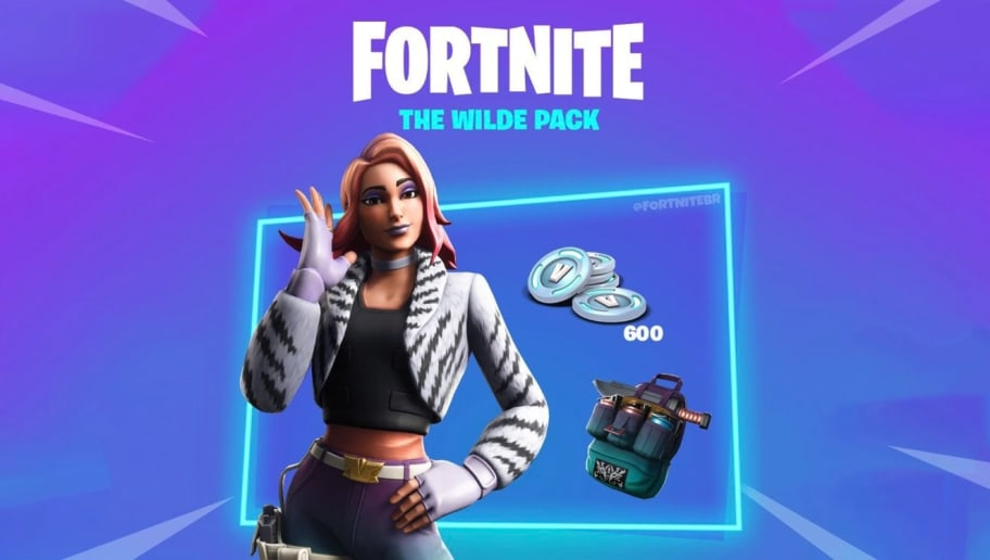 Fortnite Wilde Pack is a new starter pack in the game