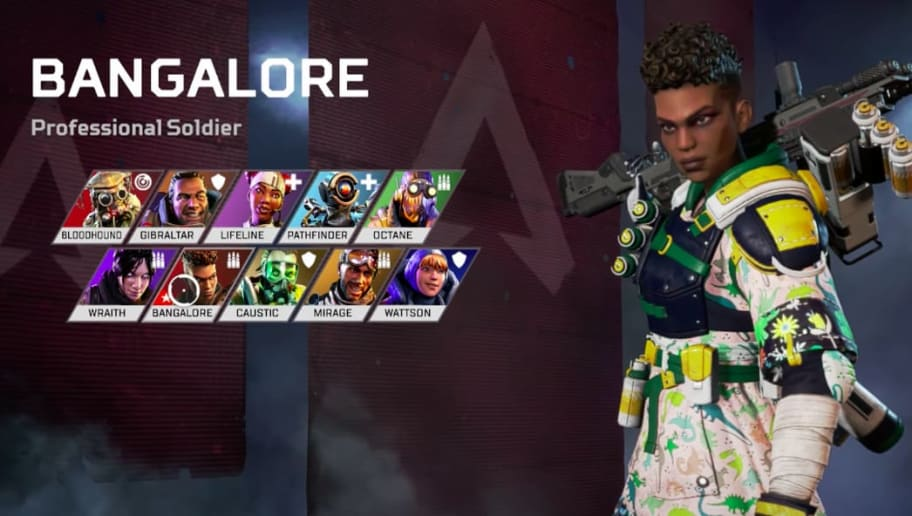 Bangalore Twitch Prime Skin: How to Claim Free Apex Legends