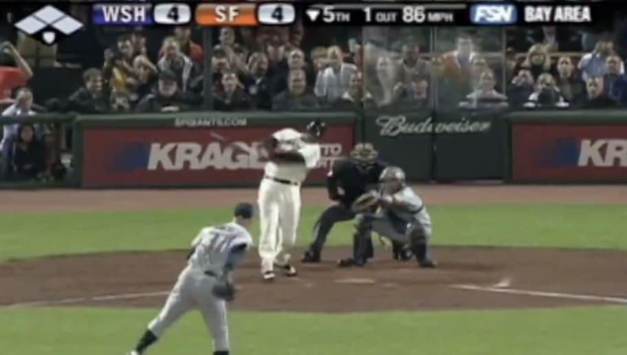 VIDEO: Let's Celebrate Barry Bonds on the 12th Anniversary of His