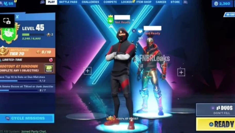 Red Strike Pack Fortnite Apparently Leaked | dbltap