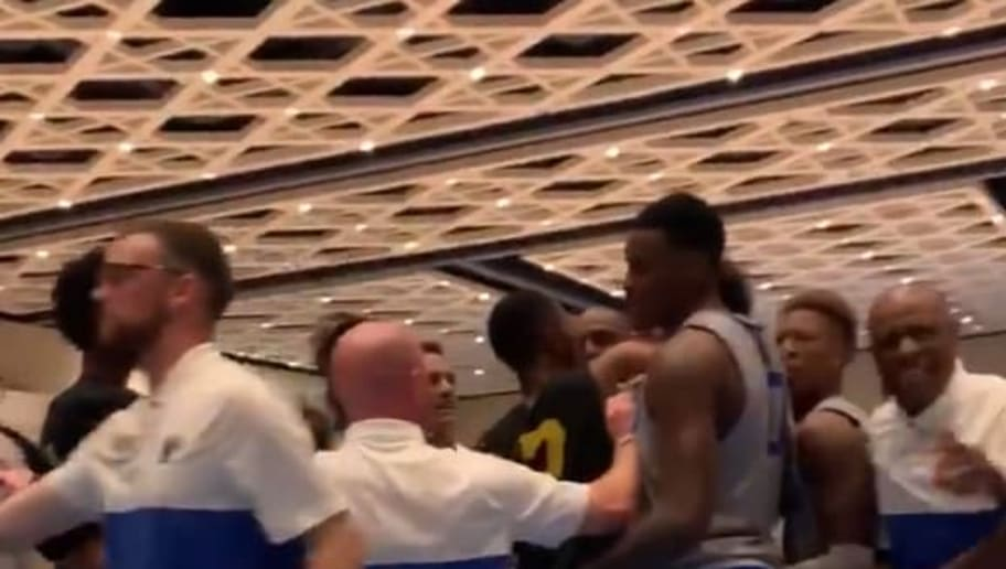 VIDEO: Memphis Basketball Somehow Got into Fight With Bahamas National Team During Foreign Tour