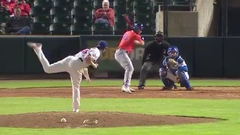 VIDEO: Tim Tebow is So Bad at Baseball He Struck Out Against