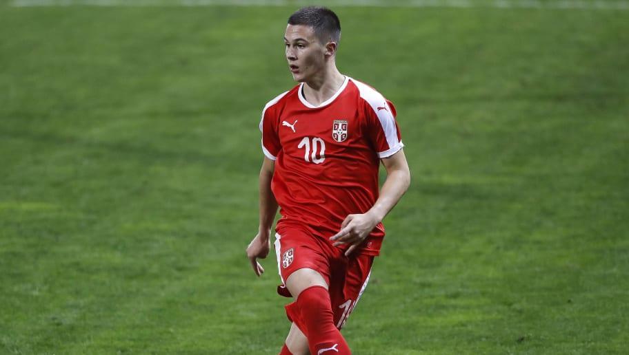 Serbia U21 v Poland U21 - UEFA Under 21 Qualifier