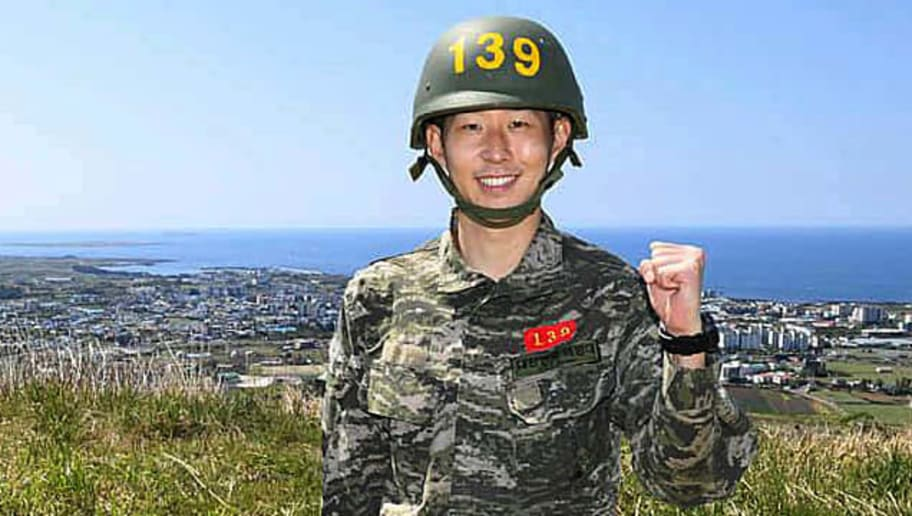 Son Heung-min Shows Tottenham How to Win Trophies During Military ...